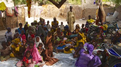 The state of emergency has made remote regions almost inaccessible [C. Arnaud/UNHCR]