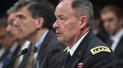 NSA chief defends US spying programme