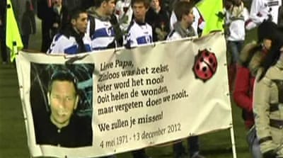 Dutch convictions over linesman's death