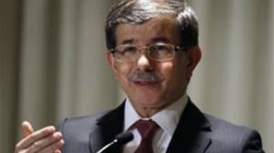 Ahmet Davutoglu: 'We respect these voices'