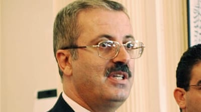 Hamdallah is the head of al-Najah University in the West Bank and has no previous experience in politics [AP]