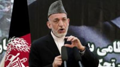 Karzai 'willing to join' Taliban peace talks