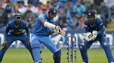 England to face India in cricket final