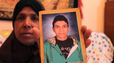 Nowhere to hide: Egypt's vulnerable witnesses