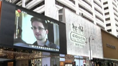 Edward Snowden 'likely to have left Russia'