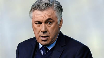 Former PSG manager Ancelotti had been linked with the post at Real since Mourinho's departure [GETTY]