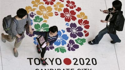 Tokyo is the only one among the three cities to have previously hosted the Olympics, in 1964 [EPA]