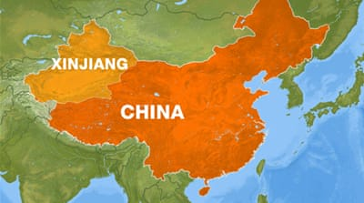 China says dozens killed in Xinjiang attack