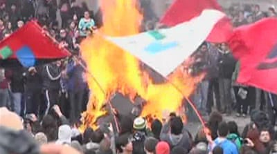 Student unrest sweeps Chile