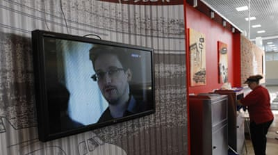 US warns Ecuador over Snowden case