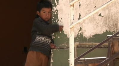 Bolivia jail battle brews over child custody