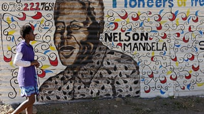 The South African presidency still maintains that former President Mandela is critical but stable [Reuters]
