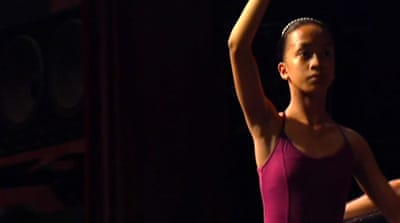 Ballet brings hope to the Philippines