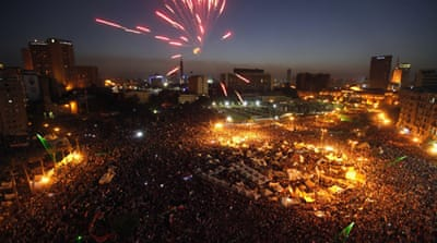 Egypt gripped by anti-Morsi protests