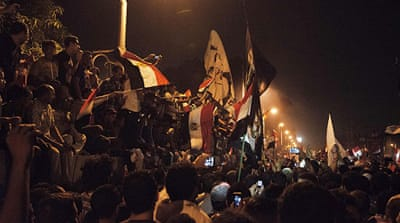 Anti-Morsi protests sweep Egypt