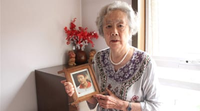 Q&A: Mother mourns Tiananmen massacre