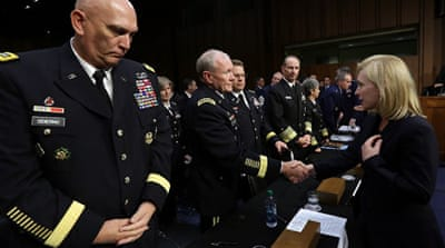 US Senate blocks military sexual assault bill
