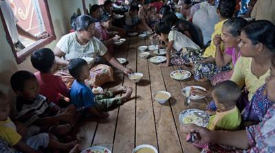 Malaysia has long attracted asylum seekers fleeing violence in neighbouring Myanmar [Reuters]