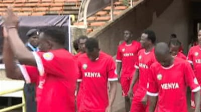 Kenya closes in on World Cup goal