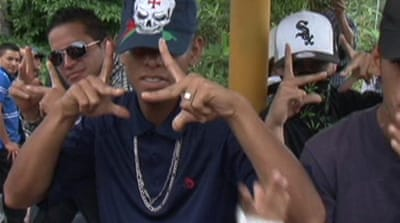 El Salvador seeks to reform gang members