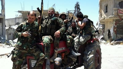 Syrian army regains strategic city of Qusayr