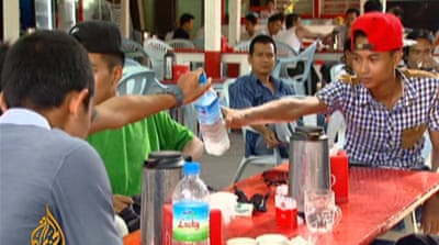 Myanmar battling high youth unemployment