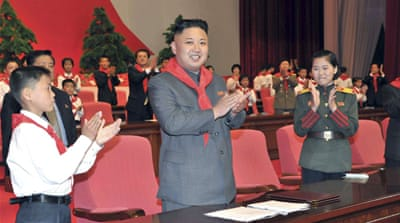 North Korean leader Kim Jong-un's spokesman said that contact with South Korea is necessary [Reuters]