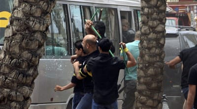 Beirut protester killed outside Iran embassy