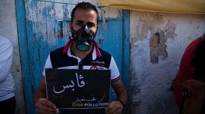 Pollution in Gabes, Tunisia's shore of death