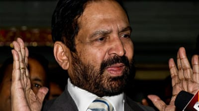 Kalmadi spent ten months in jail over charges of corruption related to the 2010 Commonwealth Games [Reuters]