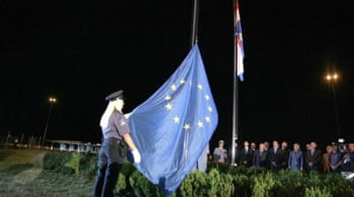 On July 1, Croatia became the 28th member state of the European Union [Reuters]