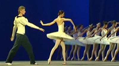 Russian government fires Bolshoi director