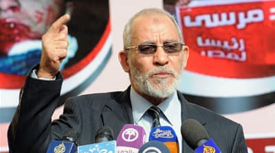 Egypt orders arrest of Brotherhood leader