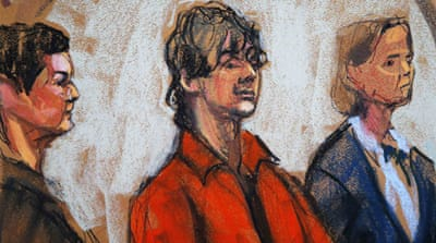 Tsarnaev is accused of one of the worst attacks on US soil since September 11, 2001 [Reuters]