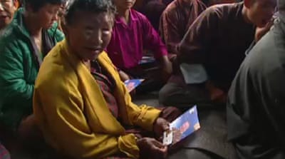 Bhutan to vote for second time in history
