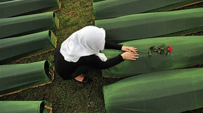 Netherlands blamed for some Srebrenica deaths