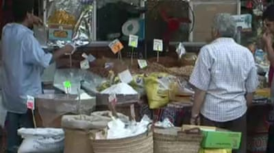 Egypt's economy struggles amid unrest