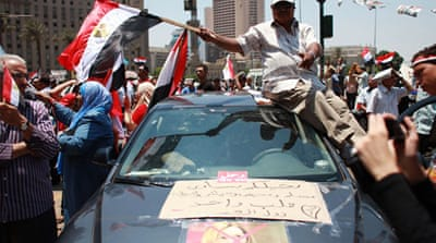 Did US funds help oust Morsi?