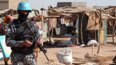 Peacekeepers killed in Sudan's Darfur region