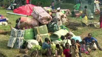 Congo refugees pour into Uganda after attack