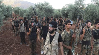 Tensions increase within Syria rebel ranks