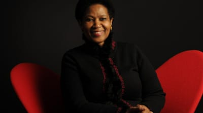 Mlambo-Ngcuka was the first-ever female South African deputy president [Photo supplied by UN Women]