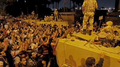 Living in denial: US policy & Egypt's military coup