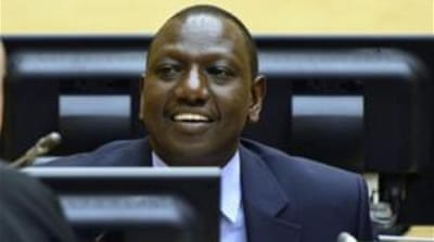 William Ruto insists he is innocent and is due to go on trial in The Hague from September 10 [AP]