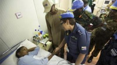 Darfur: Peacekeepers under fire