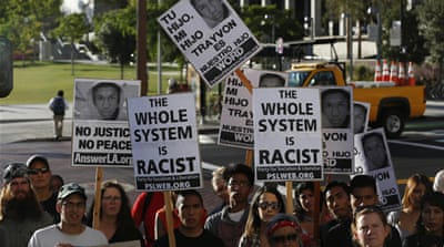 """The verdict in the trial of George Zimmerman... created a forum in which people could talk about the operation of race and racism in America,"" Harvey Young writes [Reuters]"
