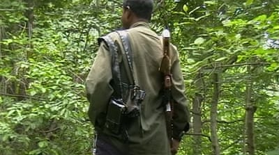 "Maoists are waging a ""protracted people's war"" against the state of India [Al Jazeera]"