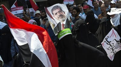 Morsi has been held incommunicado at an undisclosed location since the military coup [AFP]