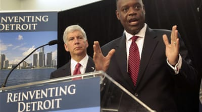 Judge orders Detroit to pull bankruptcy bid