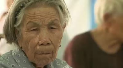 China's elderly can sue children for neglect